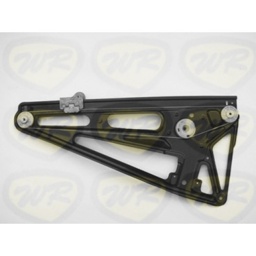 Bmw 7 series e38 window regulator without motor left rear door for 01561 left rear door