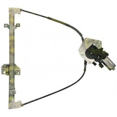 Ford Fiesta 4 Door Window Regulator With Motor Left Front Door