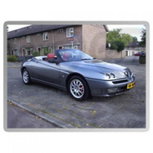 Alfa Romeo GTV Window Regulator 1995-2003 4 Pin Motor